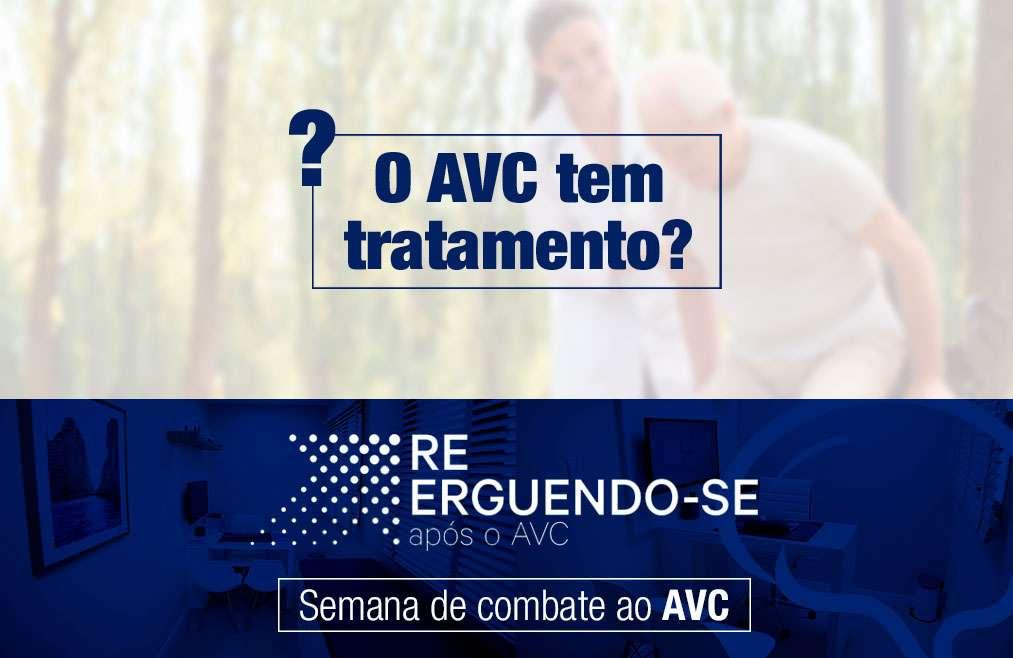O AVC tem tratamento?